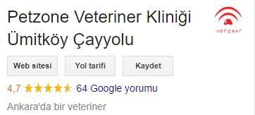 Petzone-Veteriner-Google-Reviews